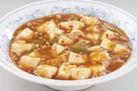 麻婆豆腐(福しん)