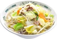 野菜たっぷりタンメン(日高屋)