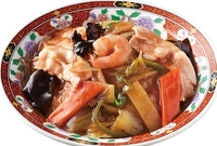 五目中華丼(一番館)
