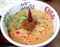 姫・担々麺(香家)