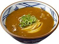 カレーうどん(丸亀製麺)