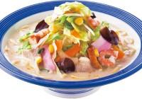 野菜たっぷりチャンポン(リンガーハット)
