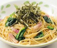 ほうれん草のスパゲッティ(サイゼリヤ)