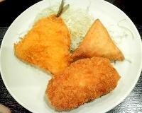 B定食(さくら水産)