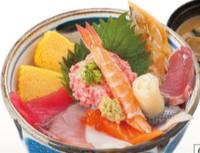 海鮮丼(すし三崎丸)