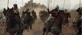 キングダム・オブ・ヘブン(カラクの戦い)