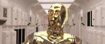 スターウォーズ(C-3PO)
